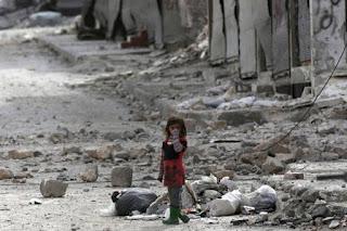 Save The Children: Demi Hindari Perang, Anak-Anak Suriah Rela Bunuh Diri