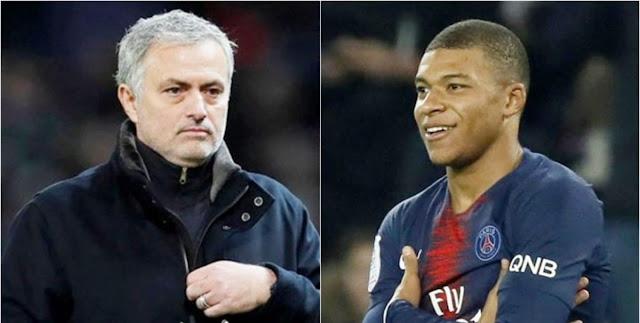 Jose Mourinho, Kylian Mbappe's next clubs revealed