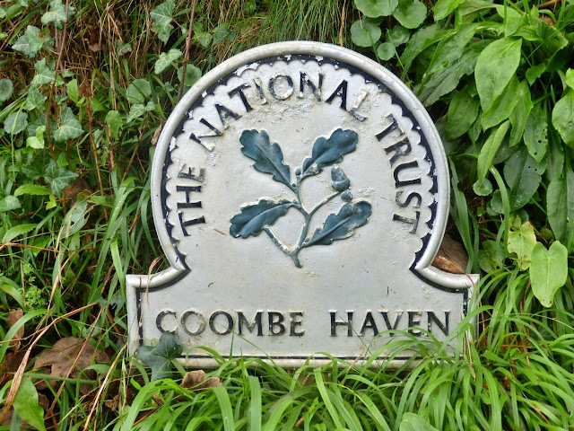 National Trust Coombe Haven, Cornwall
