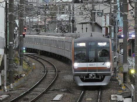 【ダイヤ改正で消滅か!?】Fじゃない特急 森林公園行き10000系
