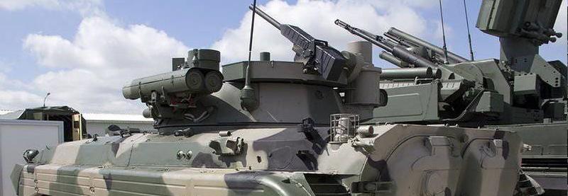 Російська армія отримала партію БМП-2М