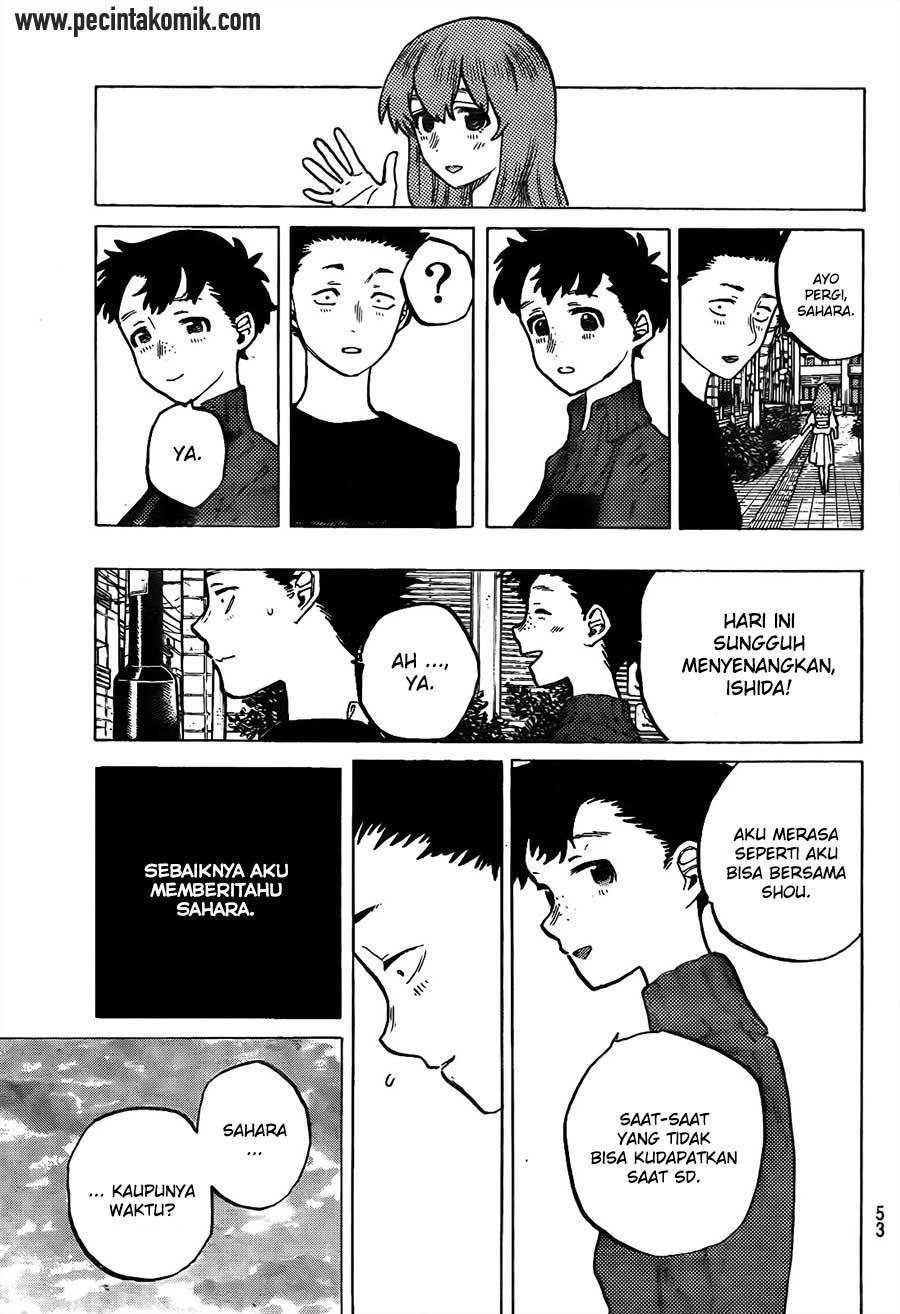 Koe no Katachi Chapter 17-18