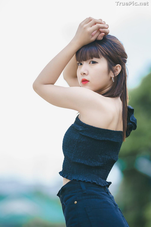 Image Thailand Model - Pakkhagee Arkornpattanakul - Cute Girl In Black - TruePic.net - Picture-7