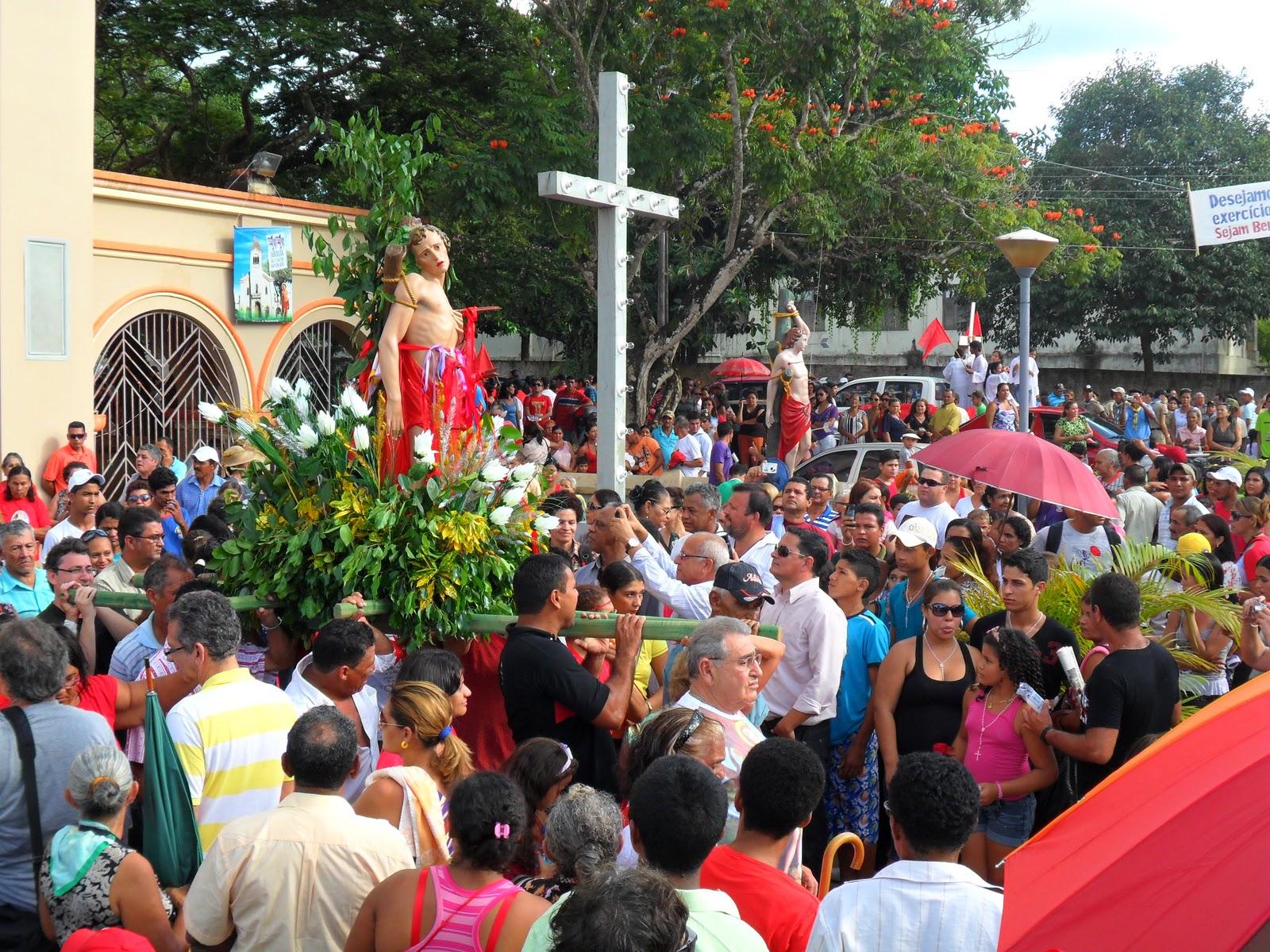 """Xapuri em Destaque: Festa de São Sebastião """"É simples respeitar"""""""