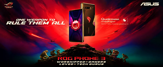 Asus ROG Phone 3 Launch Price?? Specification ??