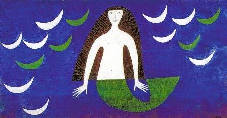 Sereia - Alfredo Volpi e suas principais pinturas