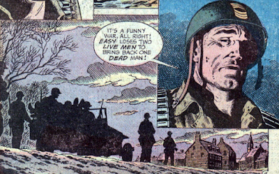 Our Army at War #255, Sgt Rock