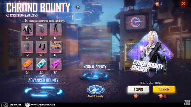 spin bounty Chaser FF