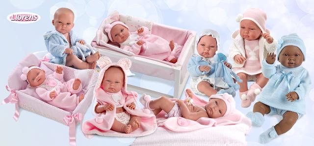 Recien nacido Llorens - Blog Mamá de Noa