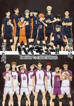 Haikyuu!! Third Season 10/10 (HD)(MEGA)