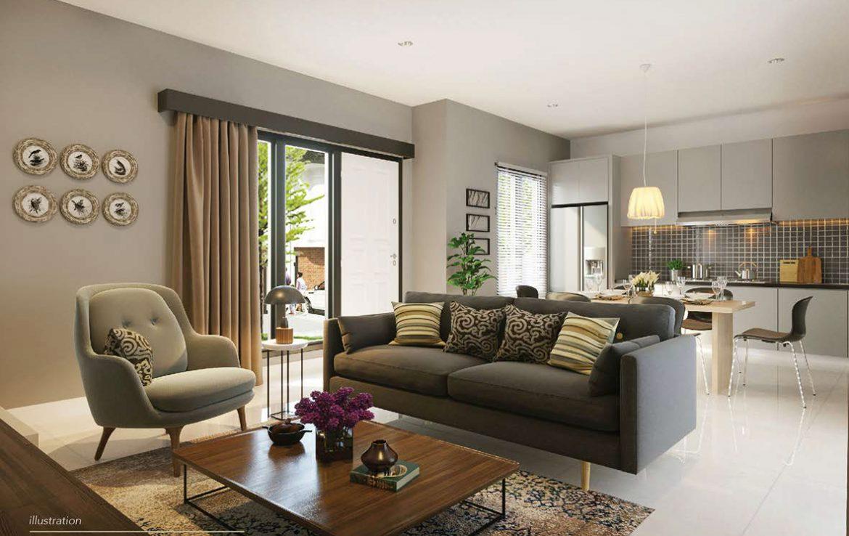 Desain Interior Ruang Rumah Minimalis Pilihan Terbaik Rumah Hook