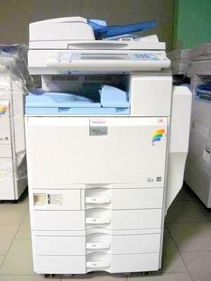 Digital Printer And Copier Center Ricoh Photostat Machine
