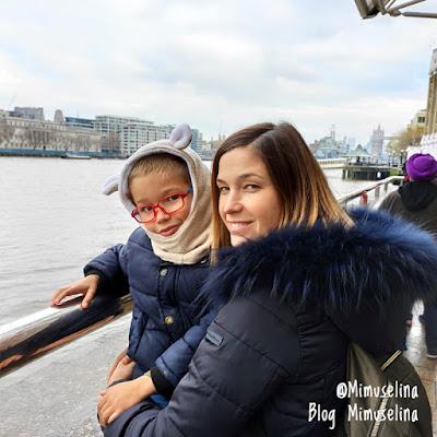 De viaje A Londres con niños blog mimuselina