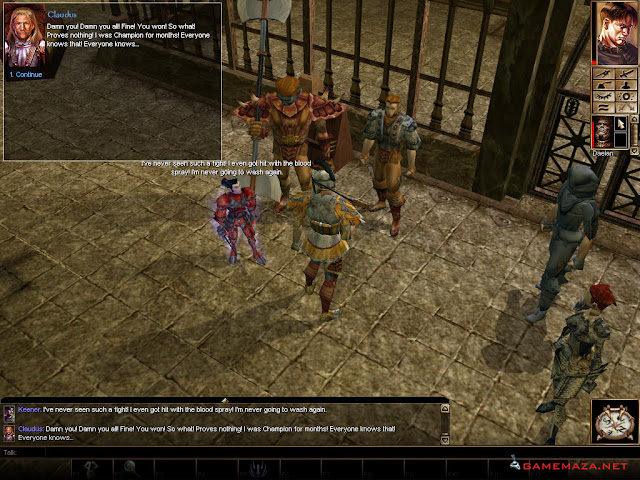 Neverwinter Nights Gameplay Screenshot 3