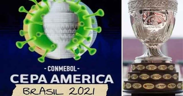 La CoronaCopa América se realizará en Brasil aunque usted no lo crea