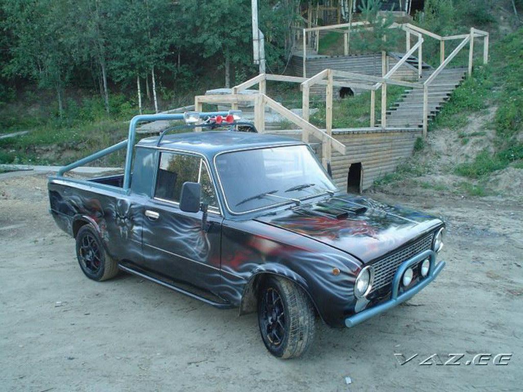 Тюнинг автомобилей Ваз 2101