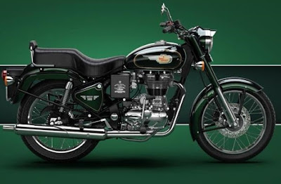 Royal Enfield Bullet 500 Right Side View Hd Photo