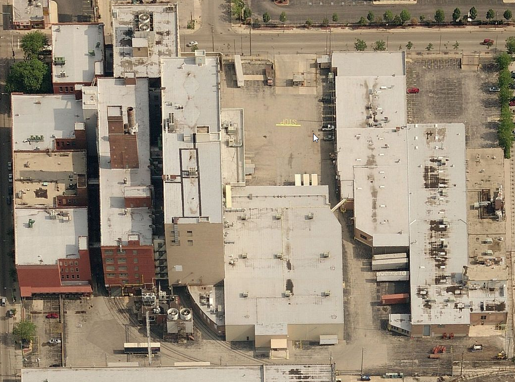 Towns and Nature: Chicago, IL: Wrigley Gum Factory