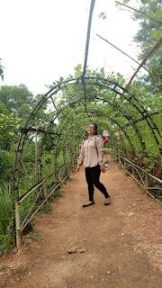 Taman Wisata Alam Talang Indah Bukit Pangonan Pajar Isuk Pringsewu