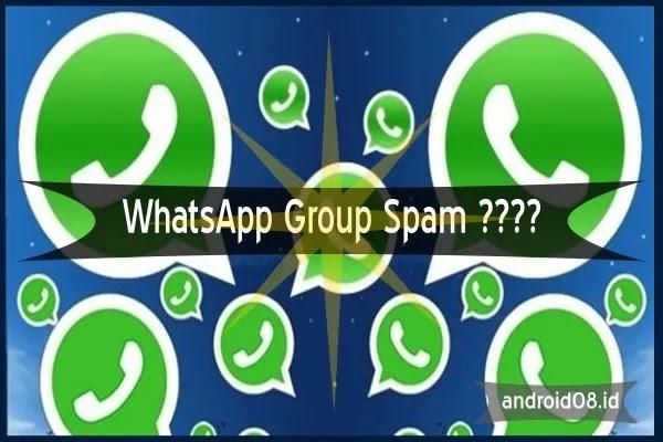Cara Melaporkan Group Spam WhatsApp Agar di Blokir