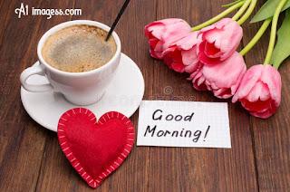 good morning hug images