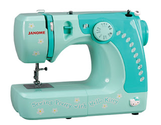 Janome 11706 Hello Kitty Sewing Machine
