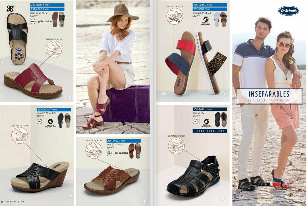 Catalogo Modayzapatos 2019 Primavera Zapatos Dr Andrea Scholls ~ pRn08XRxI