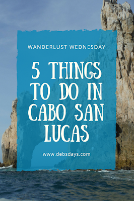 5 things to do in Cabo San Lucas, Mexico