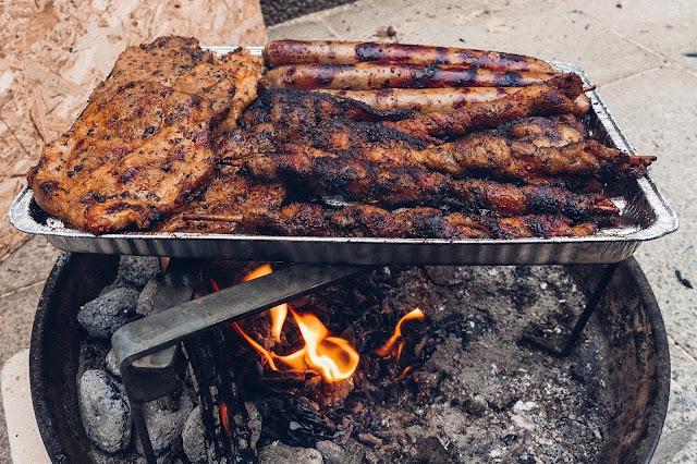 Petromax-Pfannenknecht  Outdoor-Kitchen  Unterstützung für Pfannen und Dutch Oven im Lagerfeuer. 11