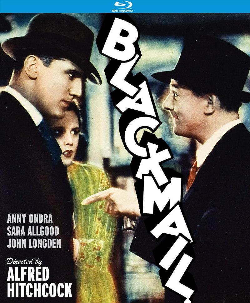 blackmail kino lorber