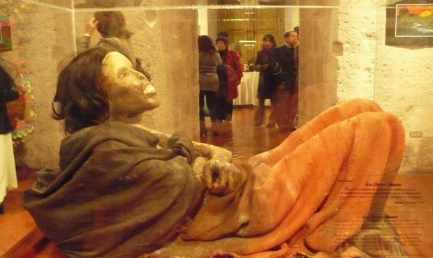 Perú declara Patrimonio Cultural de la Nación a la Momia Juanita