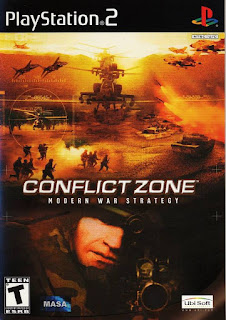 Conflict Zone - Modern War Strategy (USA) PS2 ISO