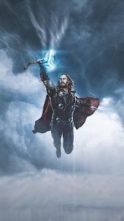 Thor Mobile HD Wallpaper