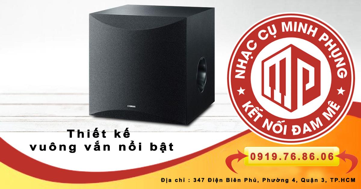 Đánh giá loa sub Yamaha NS-SW100