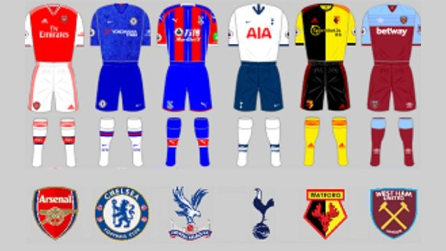 Which Premier League Teams Are In London