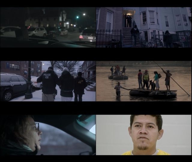 Nación de inmigración Temporada 1 Completa HD 720p Latino Dual