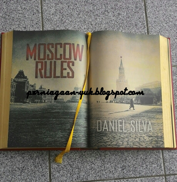 Book review: Moscow Rule (Daniel Silva)