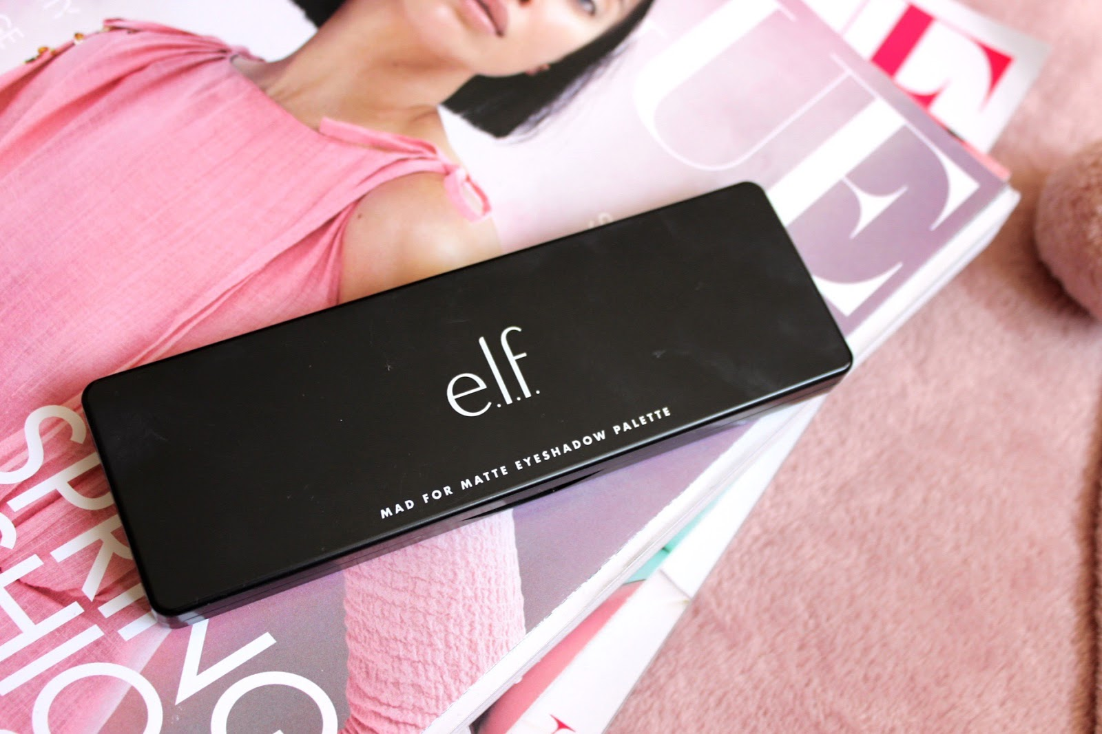 палитра сенки за очи на Elf Nude Mood
