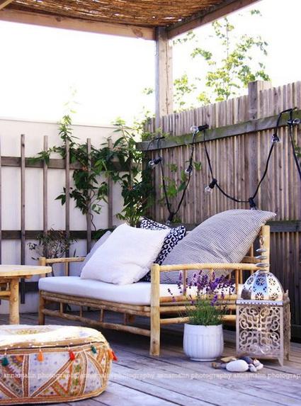 Ideas for decorating exteriors 1
