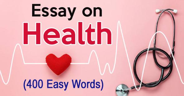 Essay on Health