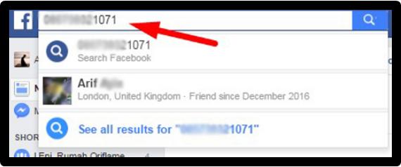 Facebook Lookup by Phone Number - KOBE MONITOR