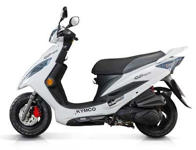 Spesifikasi Kymco GP 125