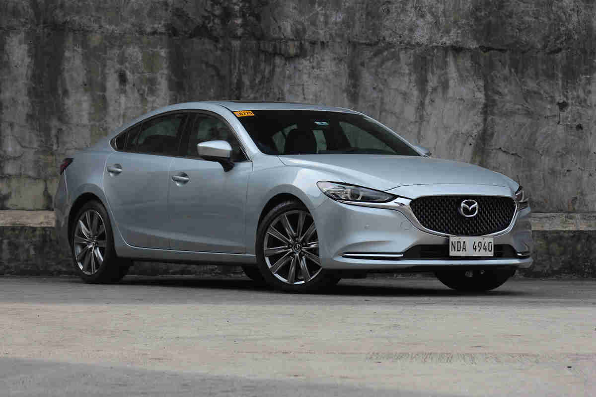 Review: 2019 Mazda6 Sedan Skyactiv-D Signature | CarGuide ...