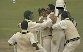 Anil Kumble's Record all 10-wickets Highlights