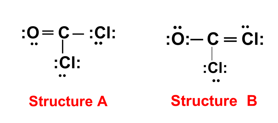 Suka Chemistry: Which is the most stable Lewis structure