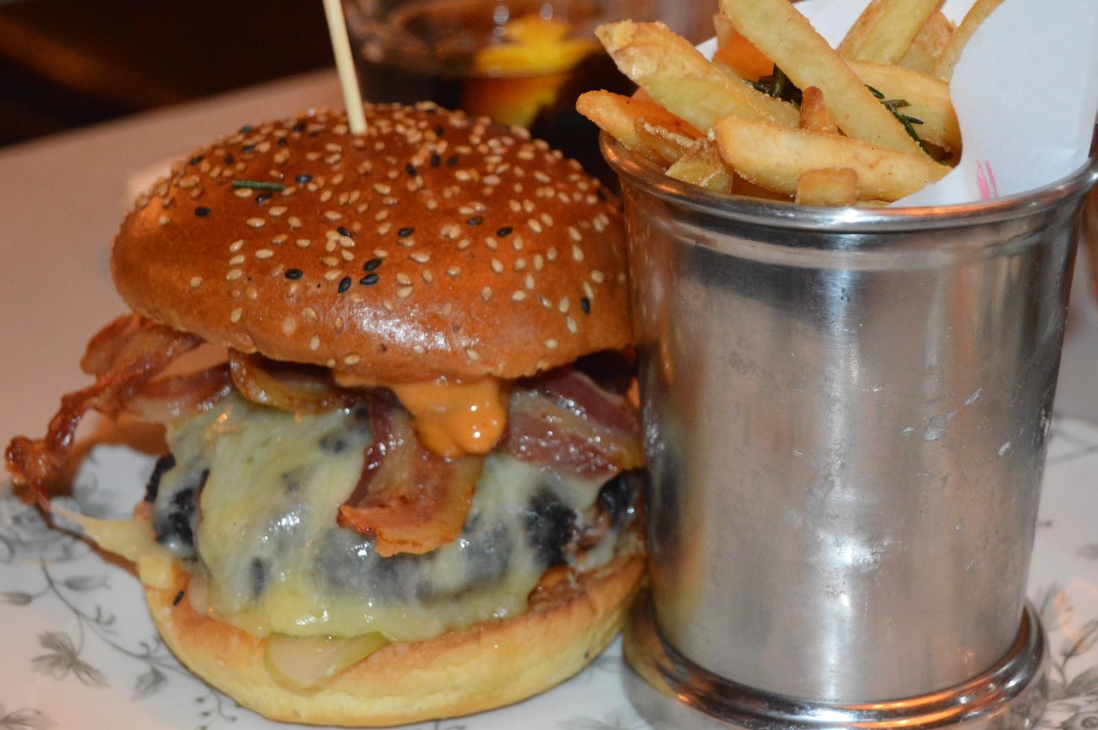 Bill's Classic Burger