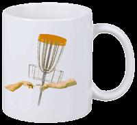 Disc Golf Tasse Genesis Divina