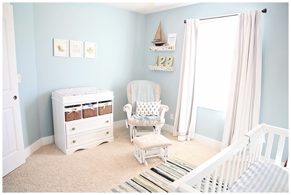 Peter Pan Inspired Nursery Reveal