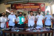 Ditrenarkoba Polda NTB Ungkap Kasus Pabrik Sabu di Lombok Timur