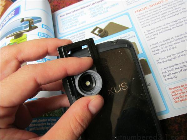 smartphone universal mount